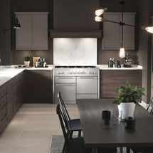 lichfield espresso and truffle doors kitchens insynk ltd solihull