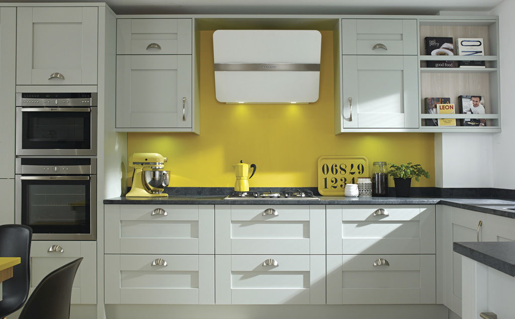 milbourne partridge grey kitchen doors kitchens insynk ltd