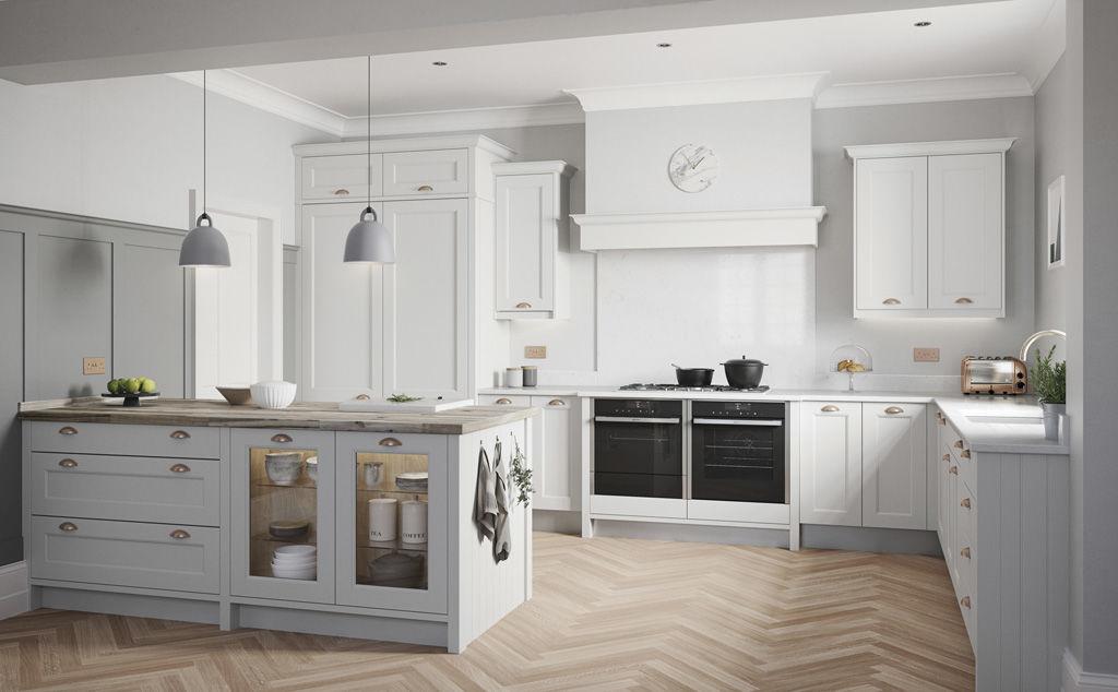 mornington beaded dove grey kitchen doors kitchens insynk tld