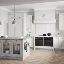 mornington beaded dove grey kitchen doors kitchens insynk tld