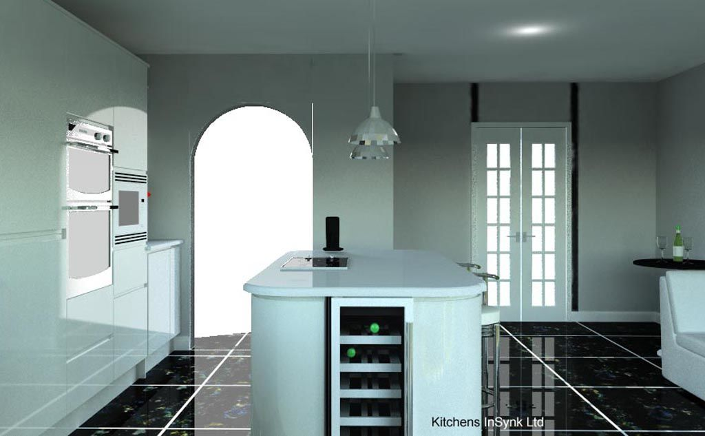 Kitchen design by kitchens insynk ltd solihull area