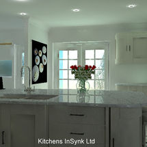 luxury kitchen design by kitchens insynk ltd solihull