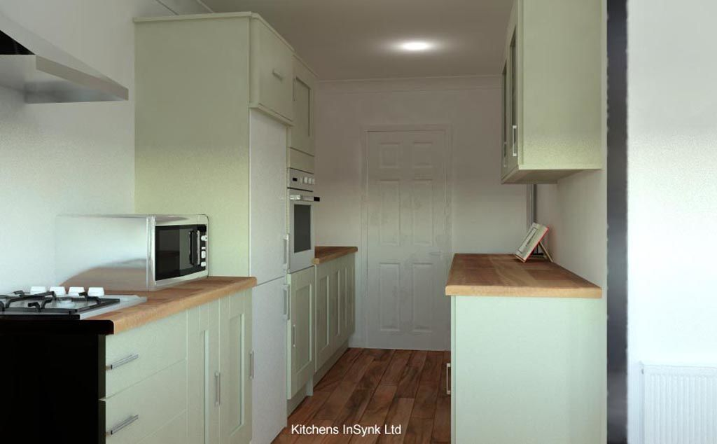 Kitchen design using Articad by kitchens insynk ltd solihull