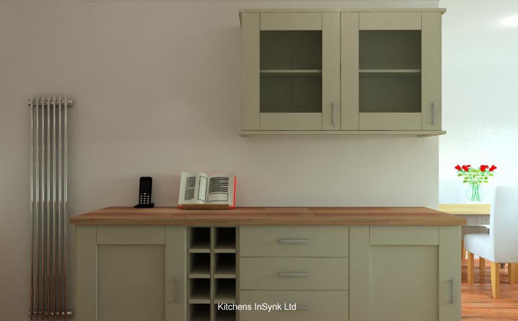Kitchen design by kitchens insynk ltd solihull