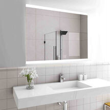 sy9015/speaker led mirror bluetooth bathroom kitchens insynk ltd