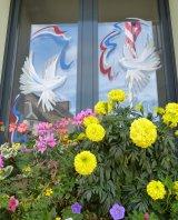 Hotel de Ville Window Art