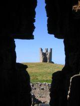 Arrow Slit, Dunstanburgh