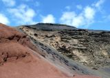 Volcanic Colours, El Golfo, Lanzarote