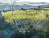 Shining Wires Traversing