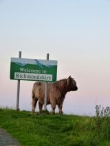 In the Highlands?