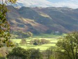 View towards High Rigg