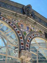 Glasshouse Roof Detail