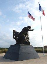 Soldier Memorial, Utah Beach