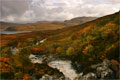 Loch Glencoul and Unapool Burn, Kylesku