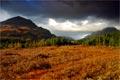 Sgurr Dubh and Liathach, Glen Torridon