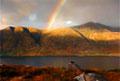 Liathach and Upper Loch Torridon