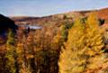 Pen y Garreg Dam and Reservoir
