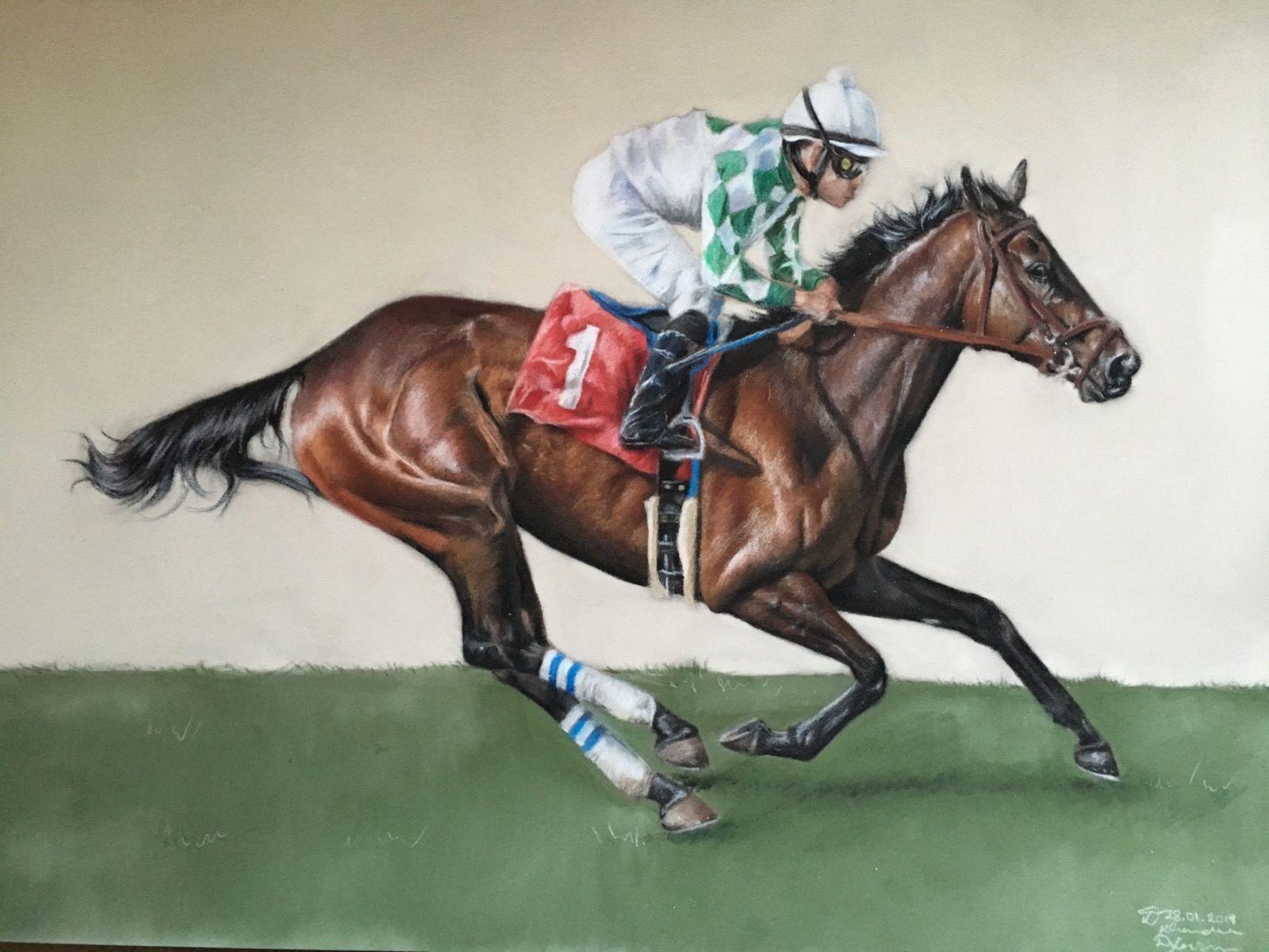 Horse racing, racing, thoroughbred, horse, jockey, horse riding