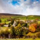 Burnsall in full colour