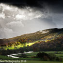 Storm over River Wharfe