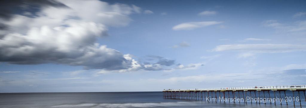 Saltburn Pier Panorama