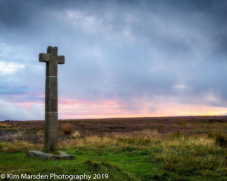 Late evening light over North York Moors