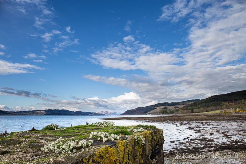 Otter Ferry jetty, Loch Fyne