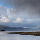 Loch Fyne, storm approaches (Pano)