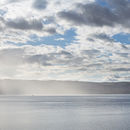 Sunlight streams over Loch Fyne (Pano)