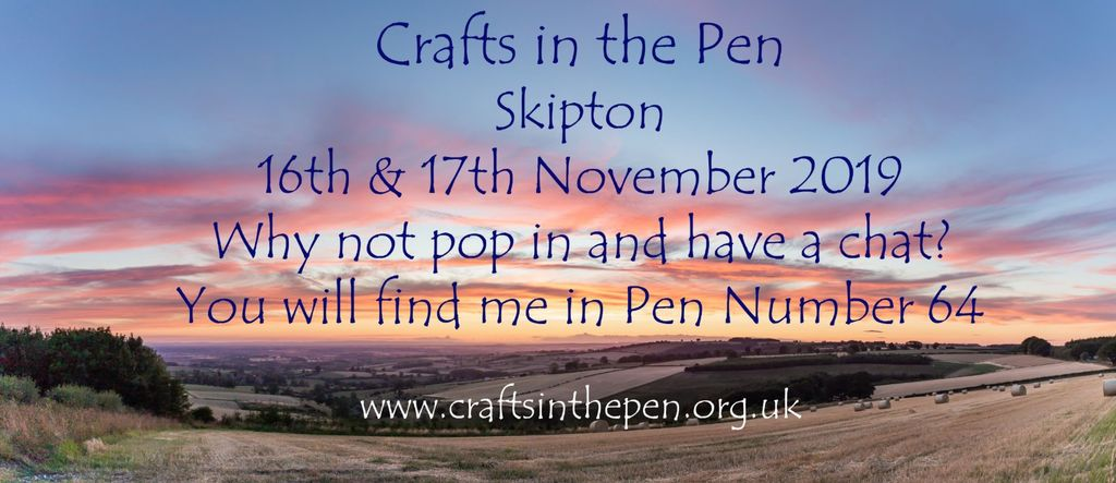 Crafts in the pen