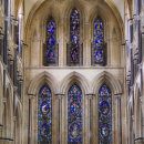 Beverley Minster stained glass