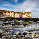 Late light over Flamborough