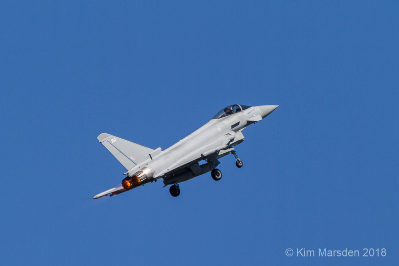 Typhoon display