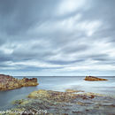 Farne Isles cloud cover
