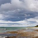 Cloudy Bamburgh