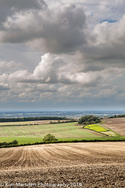 Towards the Vale of York