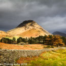 Colourful Yewbarrow