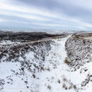 Farndale in winter