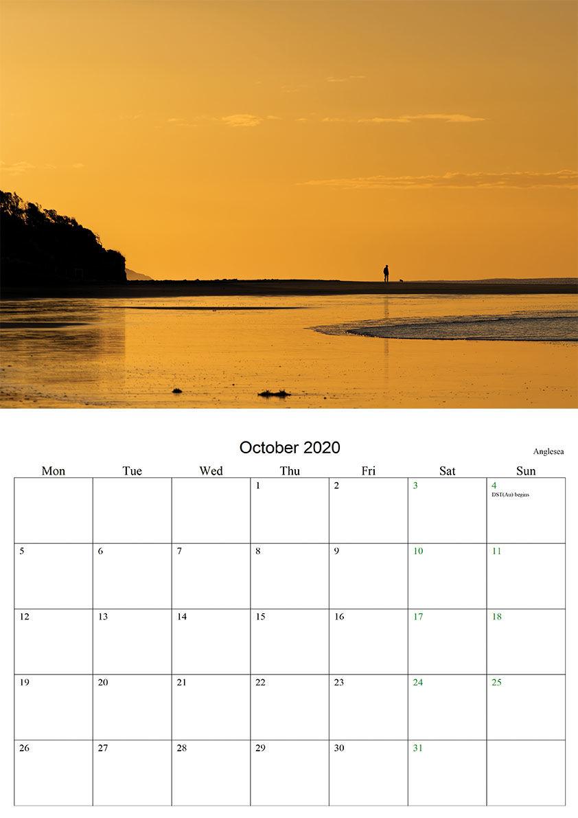 October 2020 Anglesea