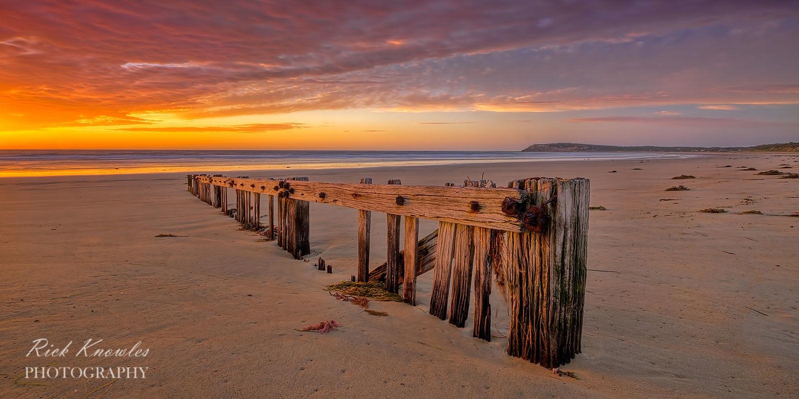 Raafs Beach Panoramic