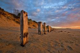 Posts, Raafs Beach