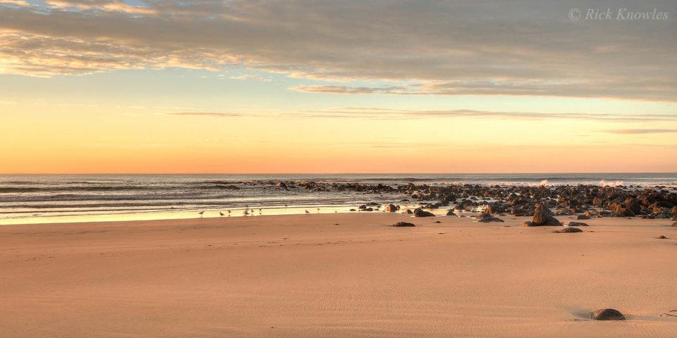 Bancoora Beach Pano