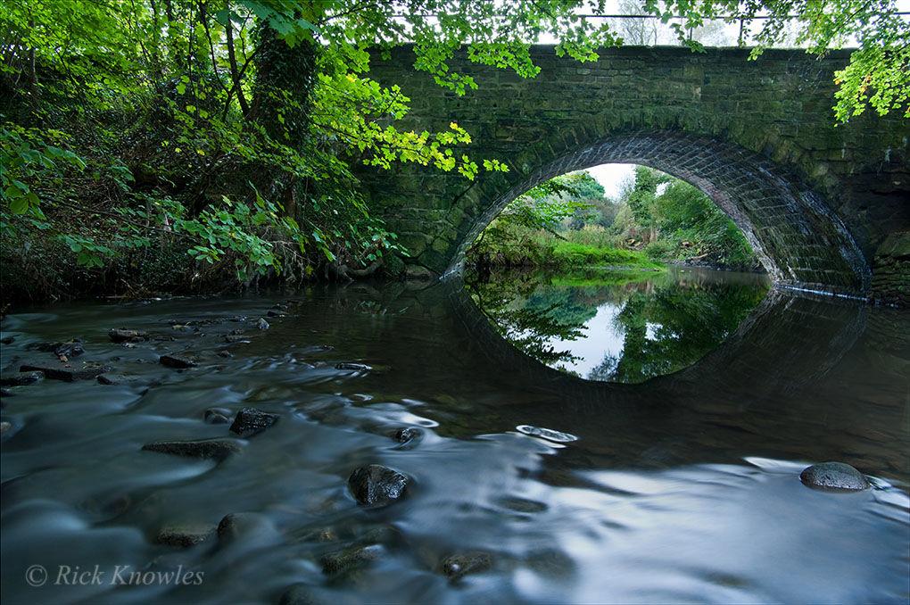 Bridge over the Ribble