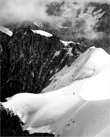 Alone on Mont Blanc-M-Oosthuizen-Peter-4STAR