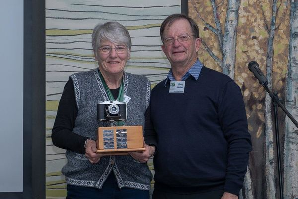 Anne and Doug - Brian Mullin Award