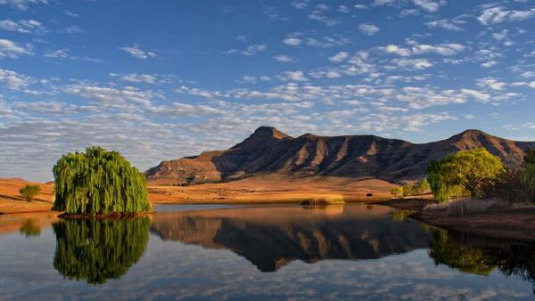 Clarens tranquillity