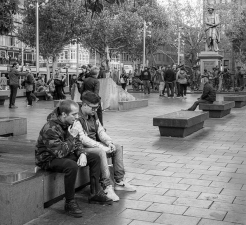 Lighting up in Rembrandt Platz-ST-Hattingh-Leoni -5STAR