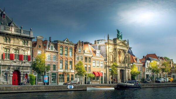 Picturesque Haarlem