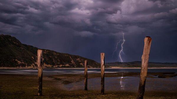 Sedgefield lightning