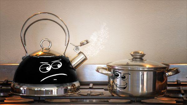 Third place   Pot calling kettle black